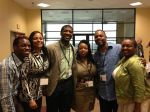 Melanted Writers at Rising Tide Conference